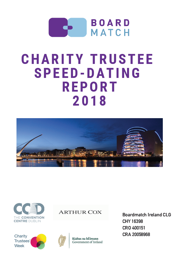 Charity Trustee Speed-Dating | Boardmatch
