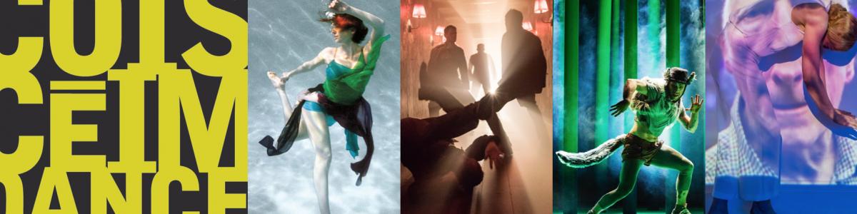 CoisCéim Dance Theatre cover