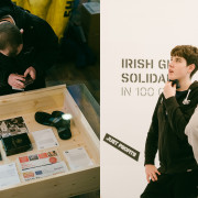 From th Irish Global Solidarity in 100 Objects exhibition