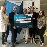 Avantcard Donation to North West Simon