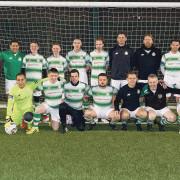 Breakthrough V Oirechtais football match DEC 19'