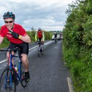 Participating in Tour de Burren2019