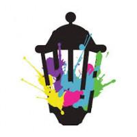 The Five Lamps Arts Festival logo image